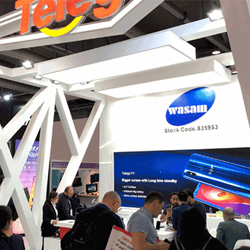 Telego in 2018 Global Sources Mobile Electronics Spring Show